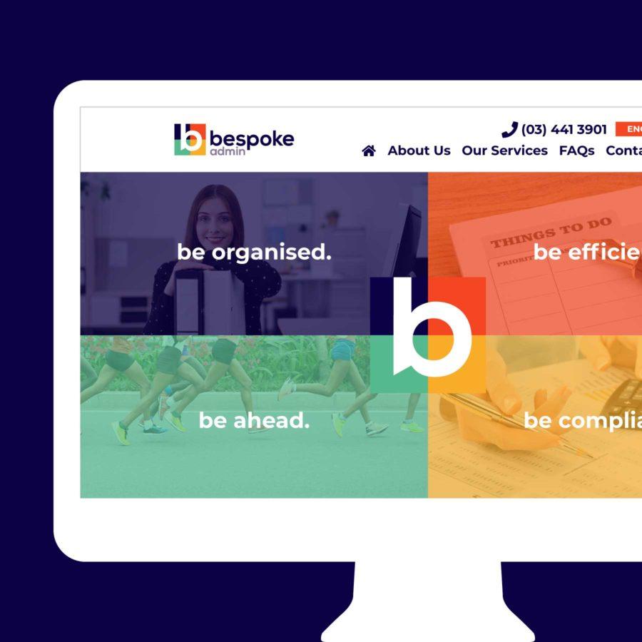 Bespoke Admin Queenstown Web Design